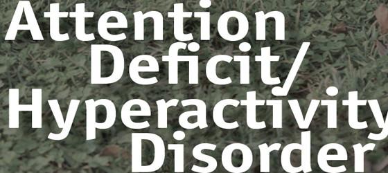 Attention Deficit / Hyperactivity (NIMH)