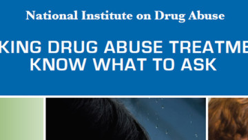 Seeking Drug Abuse Treatment (NIDA)
