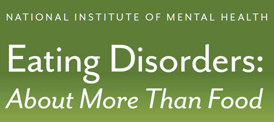 Eating Disorders: More Than Food (NIMH)